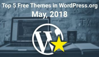 Top 10 Free Themes in WordPress org – May 2019 - DevotePress