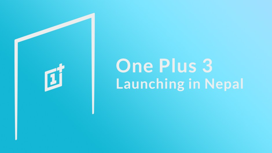 OnePlus 3 in Nepal