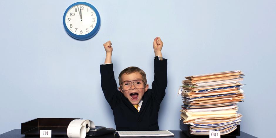 Fun Ways to Increase Productivity