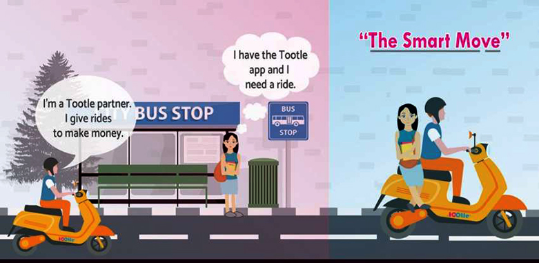 Tootle App on Google Play Store