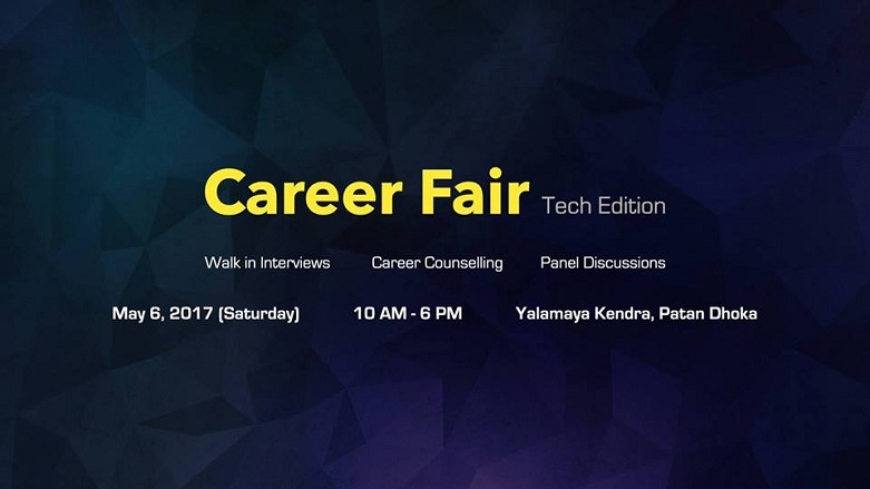 Career Fair 2017 - Tech Edition Banner
