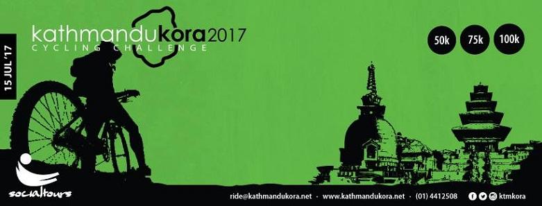 Kathmandu Kora Cycling Challenge 2017