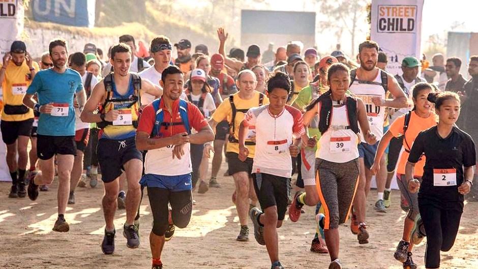 Nepal Impact Marathon 2017. Image Source: Facebook