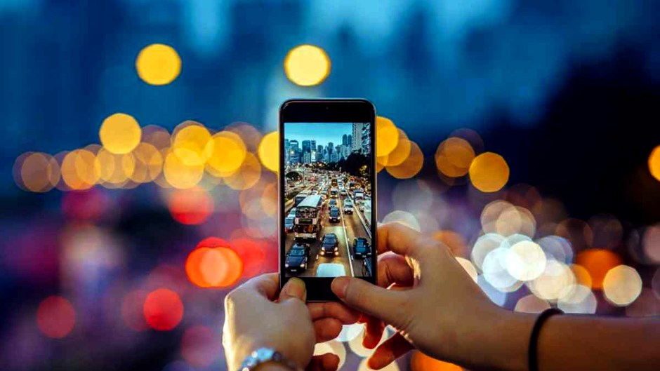 Simple Rules for Mobile photography. Image Source: Sky news