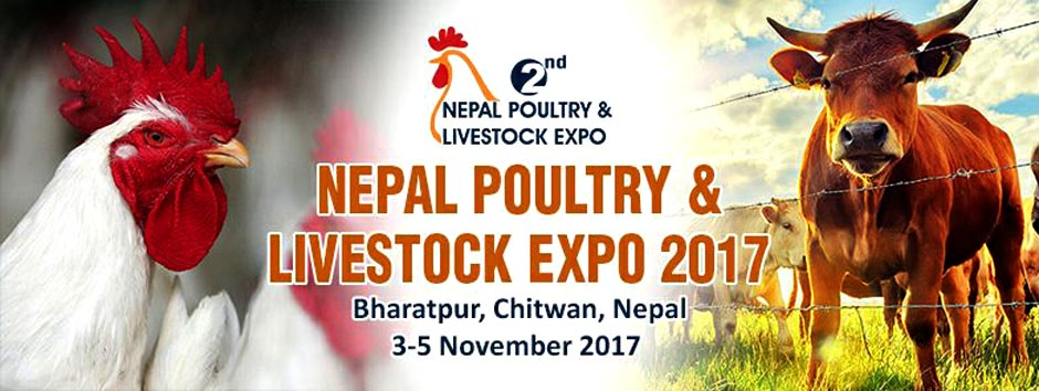 Nepal Poultry and Livestock Expo 2017. Image Source: Facebook
