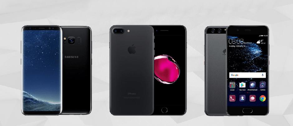 Top 5 Smartphones of 2017 to Buy in Nepal.