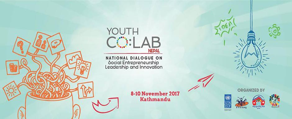 Youth Co: Lab Starts in Kathmandu.