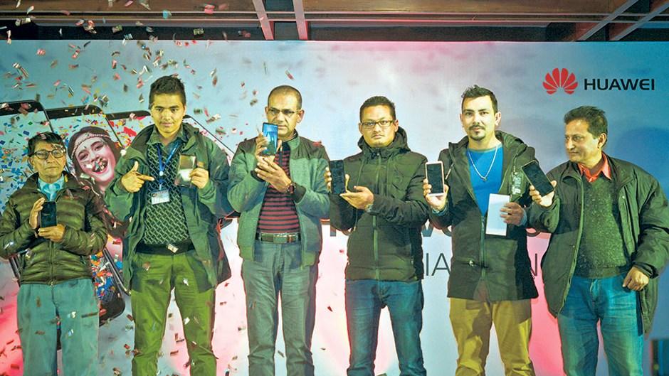 Huawei to Launch Huawei Nova 2i in Kathmandu on Sunday. Image Source: My Republica