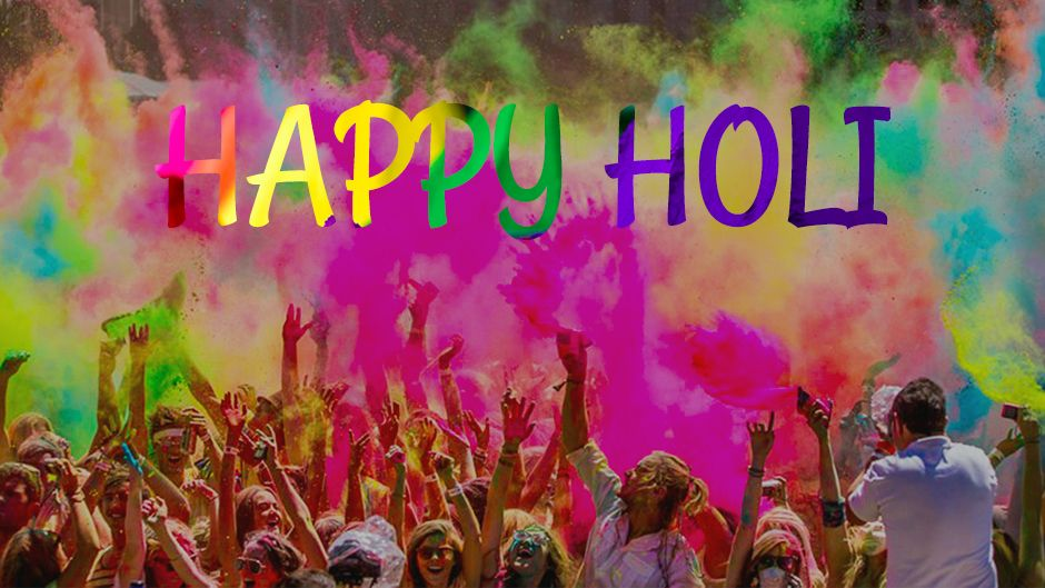 Holi - The festival of colors