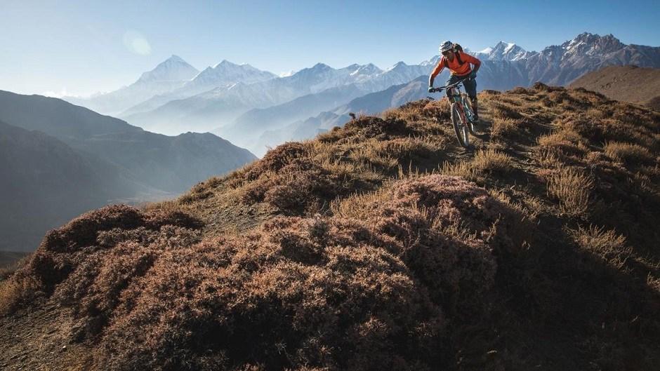 Rajesh Magar, Nepali mountain biker