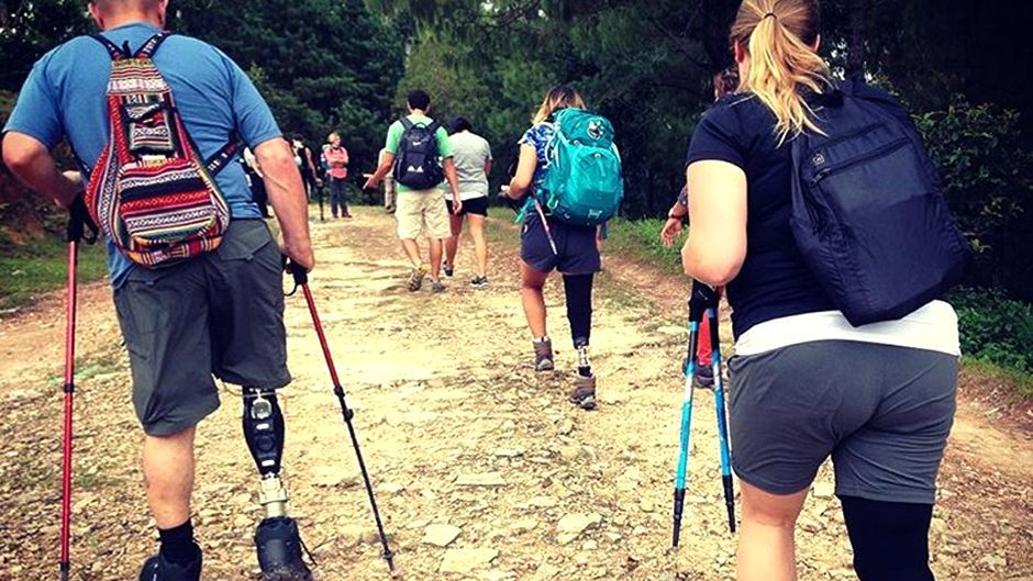 Trekking Trail for Differently Abled People