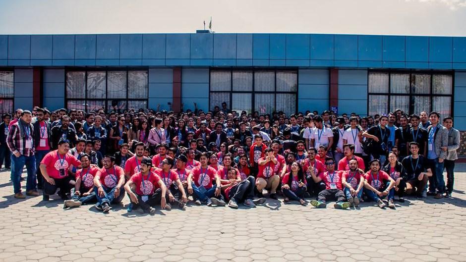 WordCamp Kathmandu 2018. wcktm2018