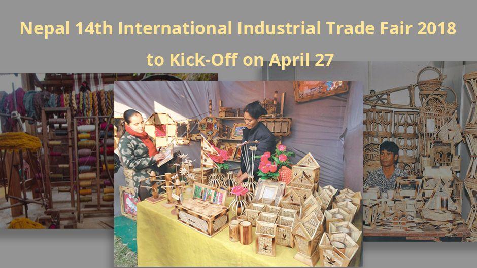 Nepal 14th International Industrial Trade Fair 2018