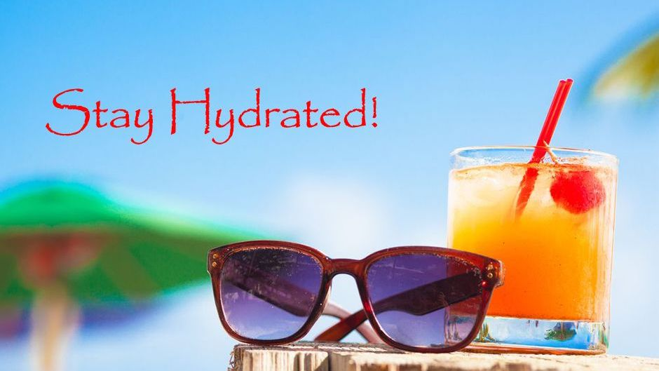 Simple Ways to Stay Hydrated this Summer