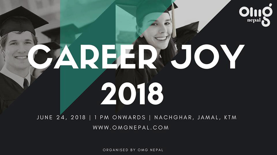 Career Joy 2018. Image Source: Facebook