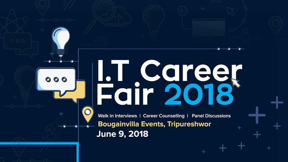 I.T. Career Fair 2018 to kick off on 9th of June. Image Source: Facebook