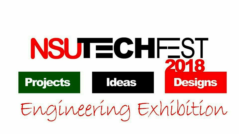 NSU Techfest 2018 to be held on 9th of June. Image Source: Facebook