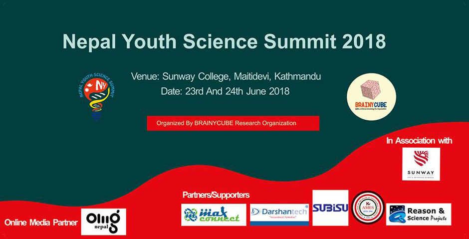 The 2nd National Youth Science Summit 2018 to kick off on June 23. Image Source: Facebook