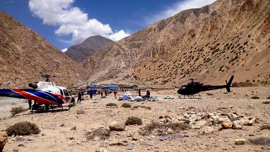 CAAN Temporarily Suspends Manang Air Flight Operation. Image Source: Aviation Nepal
