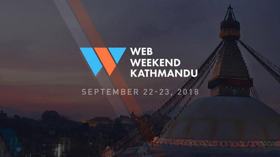 Web Weekend Kathmandu | Connect Web Technologists. Image Source: Facebook