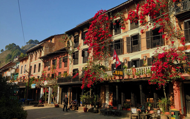 Bandipur. Image Source: nepaltrekandtour