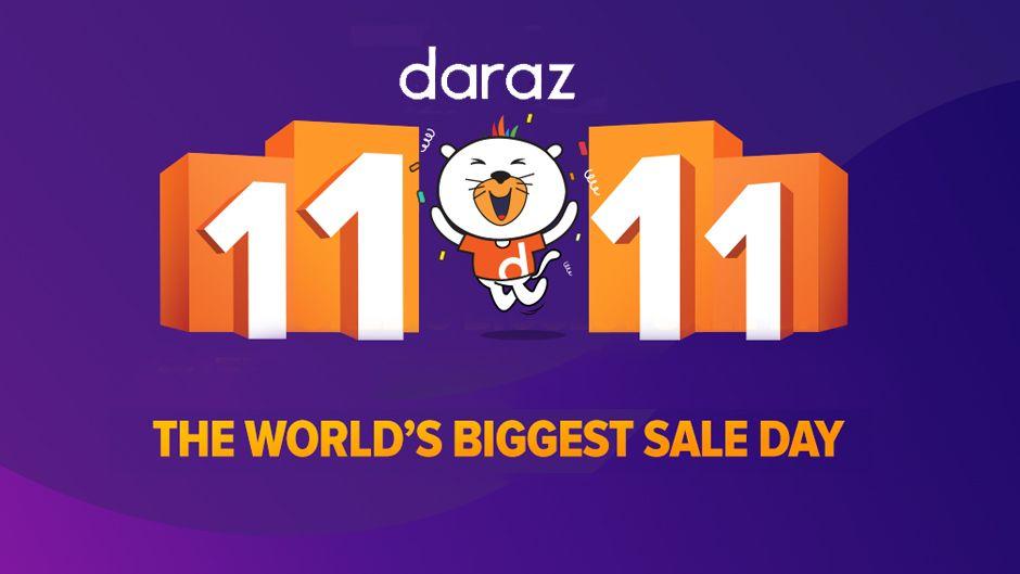 Daraz 11.11 Sale day Experience