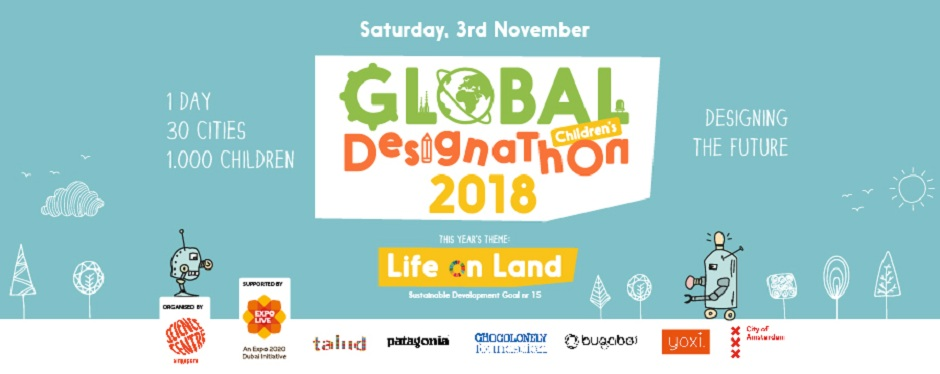 Global Children's Designathon 2018. Image Source: google