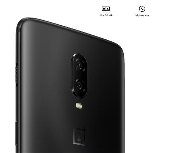 Camera. Image Source: OnePlus