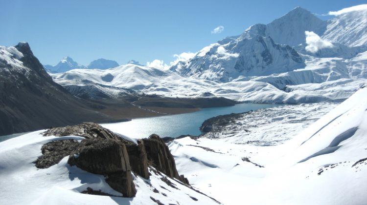 Tilicho Lake. Image Source: BookMundi