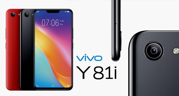 Vivo Y81i. Image Source: DroidSans