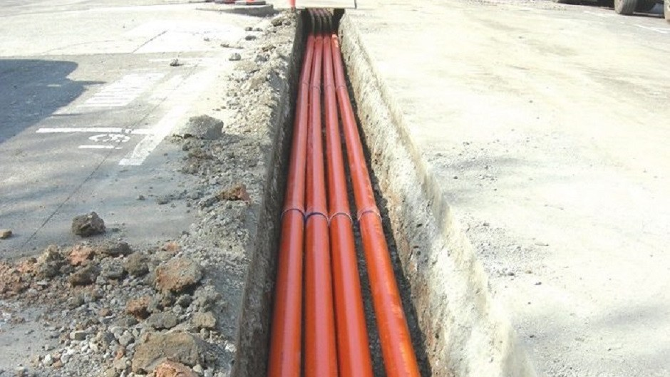 Underground Power Cables in Kathmandu