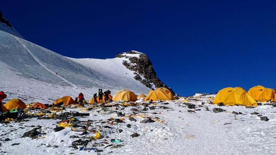 Sagarmatha Cleaning Campaign Collected Over 3000kg Garbage from Mount Everest Region