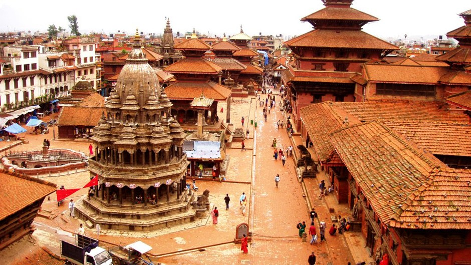 Visit Nepal 2020 - Patan Durbar Square