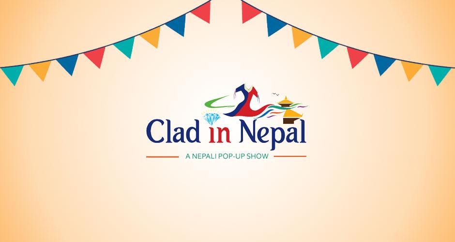 Clad in Nepal 2019