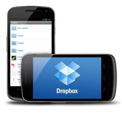 DropBox Mobile Apps For Bloggers
