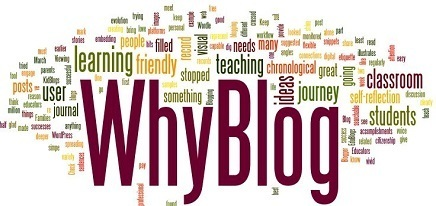 Reasons Why You Should Start Blogging