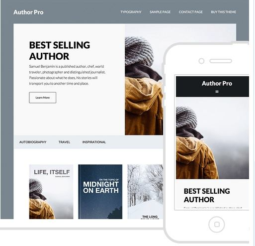 Author Pro Theme - Best Genesis WordPress Themes