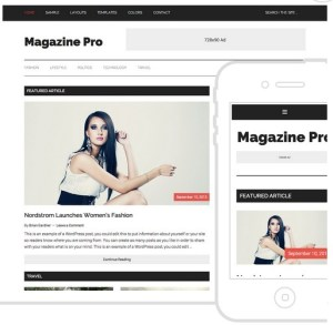Magazine Pro Theme - Best Genesis Child Themes