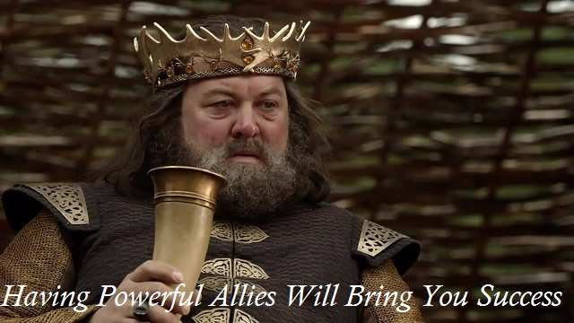 Lessons Bloggers Can Learn From Game Of Thrones - Robert Baratheon