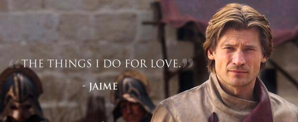 Lessons Bloggers Can Learn From Game Of Thrones - jamie Lannister