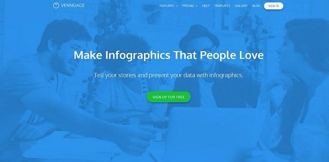 Tools To Create Infographics - Venngage