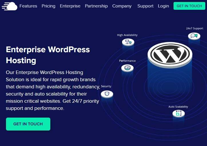 CloudWays Best WordPress Hosting Provider