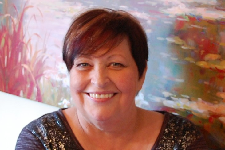 Barbara Moore, photo, COPD support, help, recovery