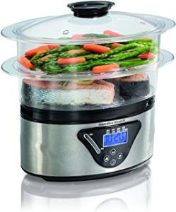 Food Steamer is a great way to cook for those with a chronic illness