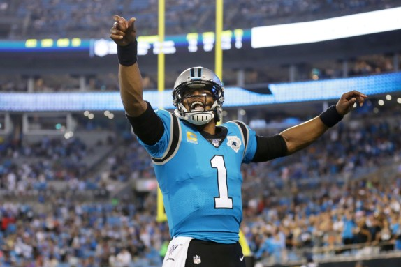 Carolina Panthers: A Thank You Note to Cam Newton