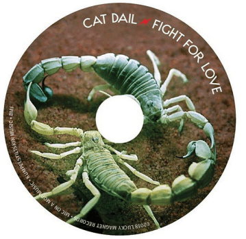 Cat Dail Fight For Love New CD