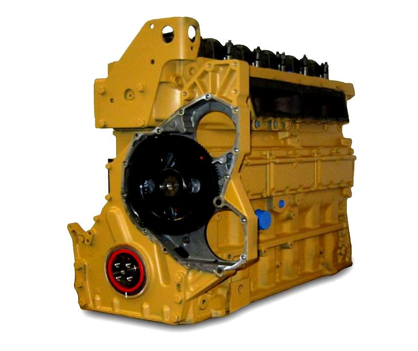 CAT C9 ACERT REMANUFACTURED LONG BLOCK | CAT DIESEL ENGINES