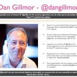 Dan Gillmor -@DanGillmor