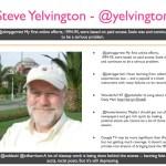 Steve Yelvington - @yelvington