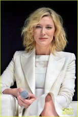 Cate Blanchett attends the event for SK-II Change Destiny Forum at the Prince Park Tower Featuring: Cate Blanchett Where: Tokyo, Tokyo, Japan When: 21 Jan 2016 Credit: Kento Nara/Future Image/WENN.com **Not available for publication in Germany, Poland, Russia, Hungary, Slovenia, Czech Republic, Serbia, Croatia, Slovakia**